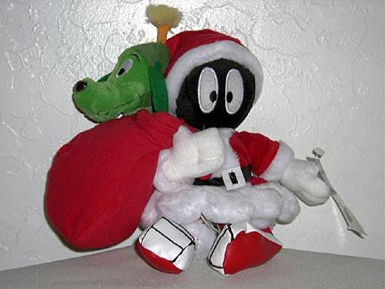 Christmas Marvin